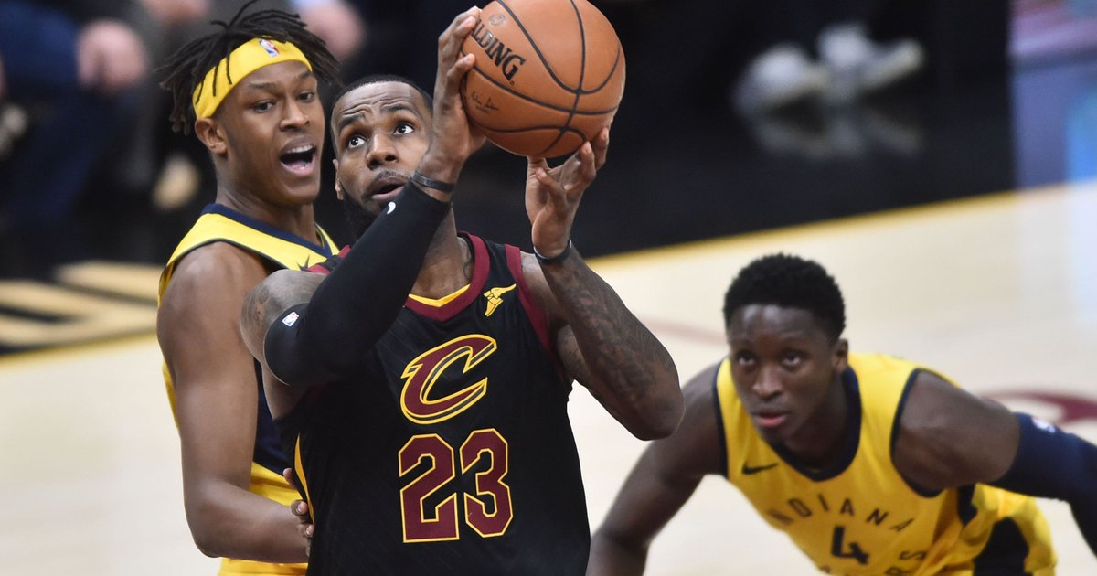 Pacers vs. Cavs Game 2: LeBron James puts on a show to beat Pacers