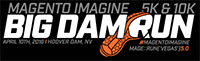 wagento: 4 days to until the #BigDamRun! Sign up today! #Magento #RoadtoImagine https://t.co/7ZKyu1vUkD https://t.co/3EMYUwG2s2