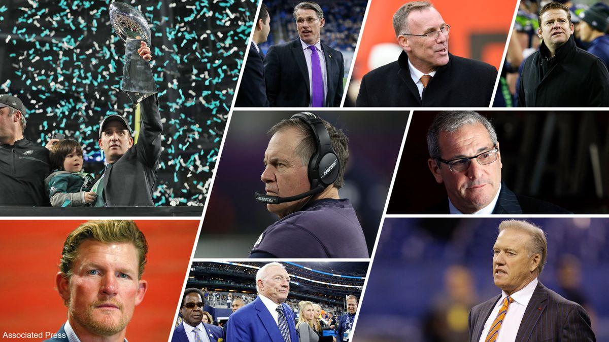 Who's No. 1?  .@greggrosenthal ranks all 32 NFL general managers https://t.co/PFInc4VfQs https://t.co/NohcZMqEbm