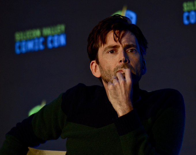 Happy birthday to the wonderful man that it s David Tennant!