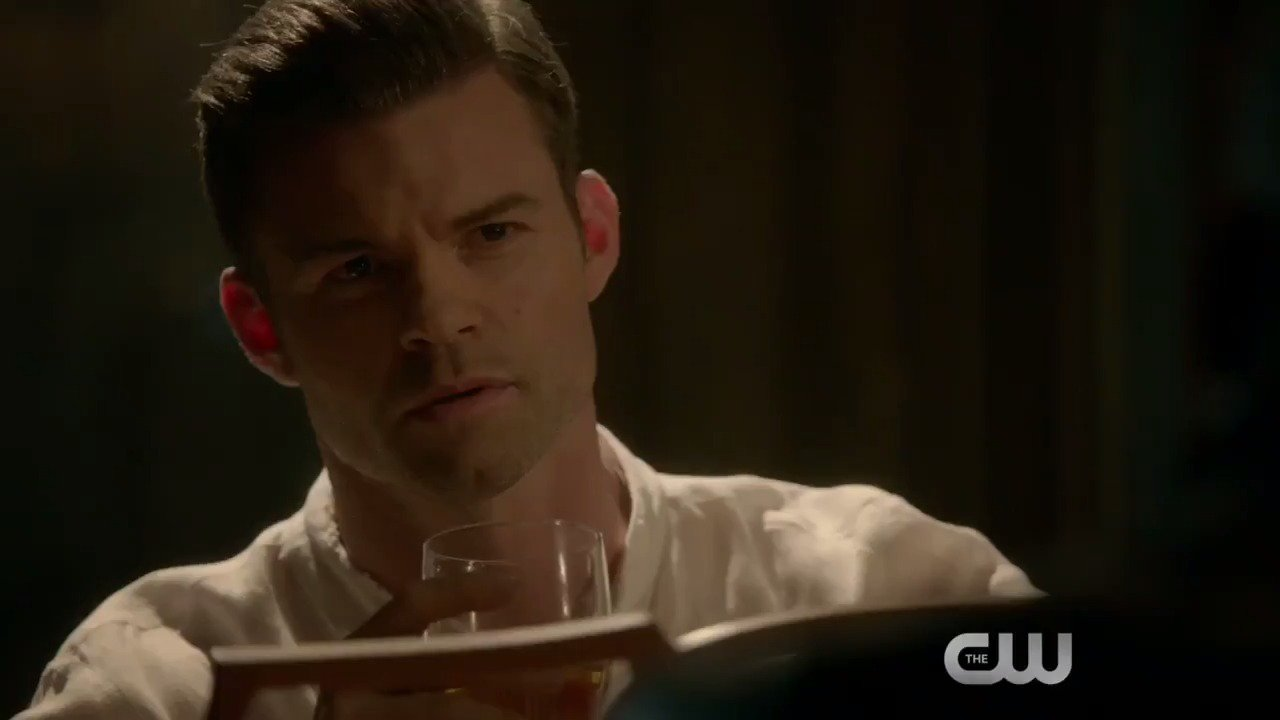They are more alike than Elijah knows. Stream the season premiere now: https://t.co/lIdVOSsH2I #TheOriginals https://t.co/lf8pvAUIUa