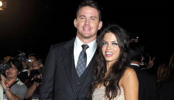 Jenna just wasn't Dewan for Channing Tatum.