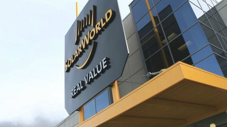 SolarWorld acquired; Hillsboro plant expected to ramp up production