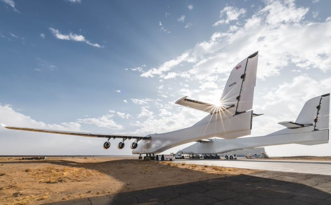 RT @YahooFinance: The world's largest aircraft may finally take off this summer https://t.co/VxP21nDi8e https://t.co/nWwNqKmOlt