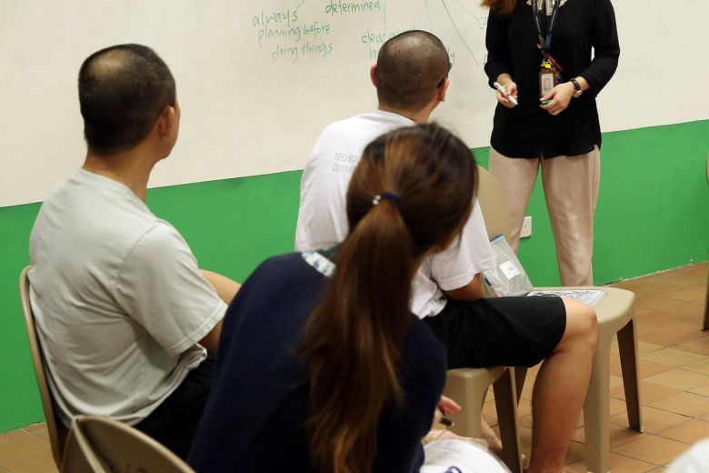 Improved career guidance for former inmates re-entering job market