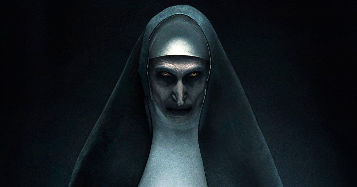 The new teaser image for TheConjuring spinoff TheNun is so creepy:
