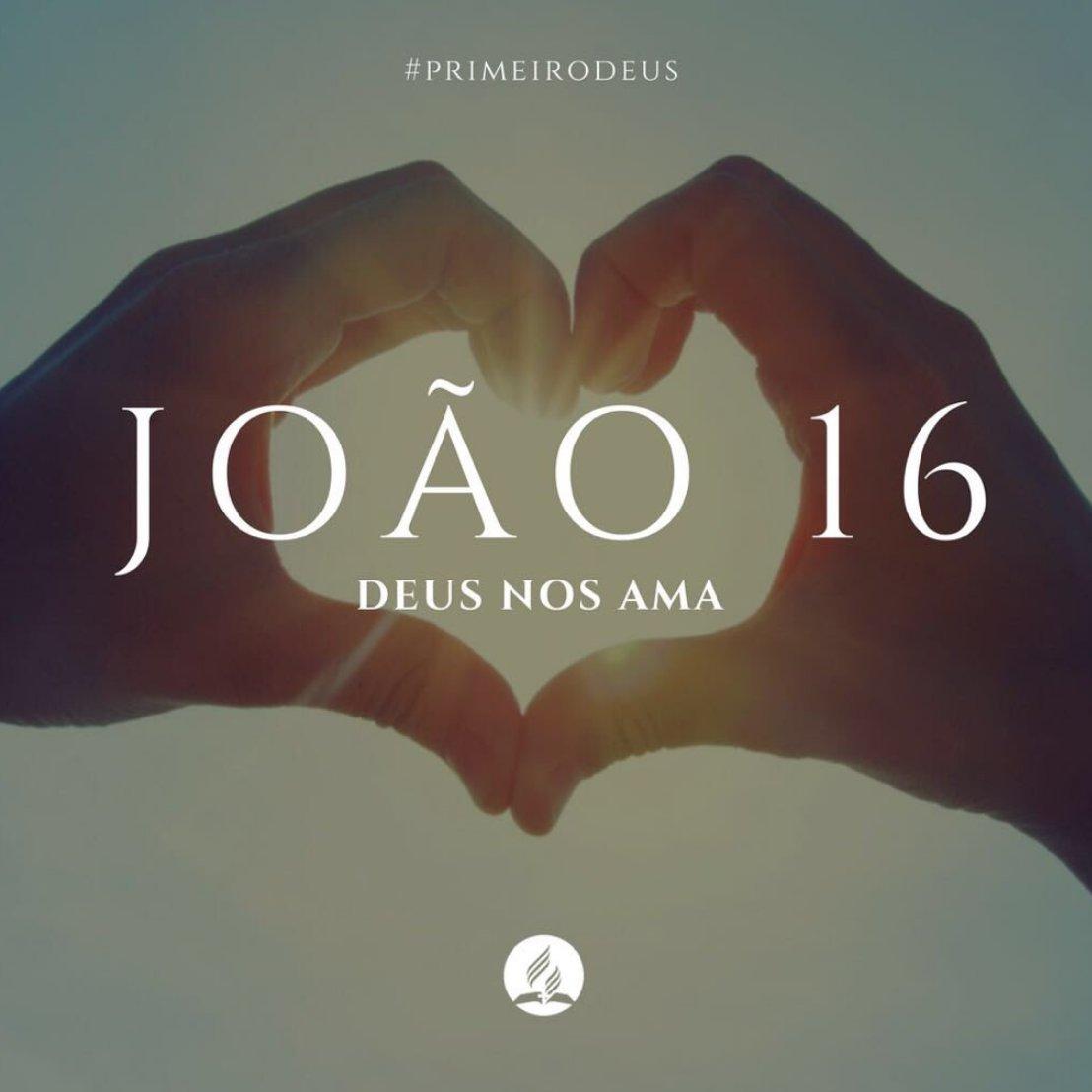 RT @mperezschulz: Jesus loves us - John 16  Jesús nos ama - Juan 16  #GodFirst #PrimeroDios #RpSp #RbHw https://t.co/PmwQ3MLjDu