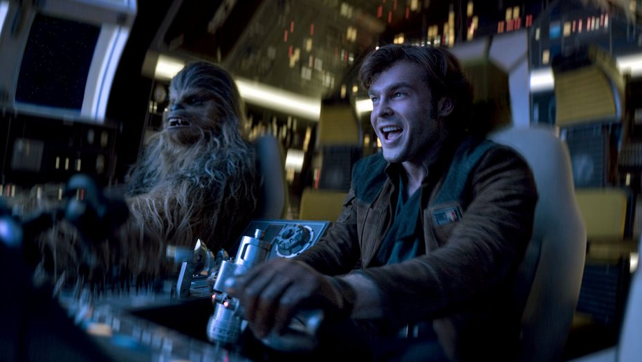 'Solo: A Star Wars Story' Gets China Release Date