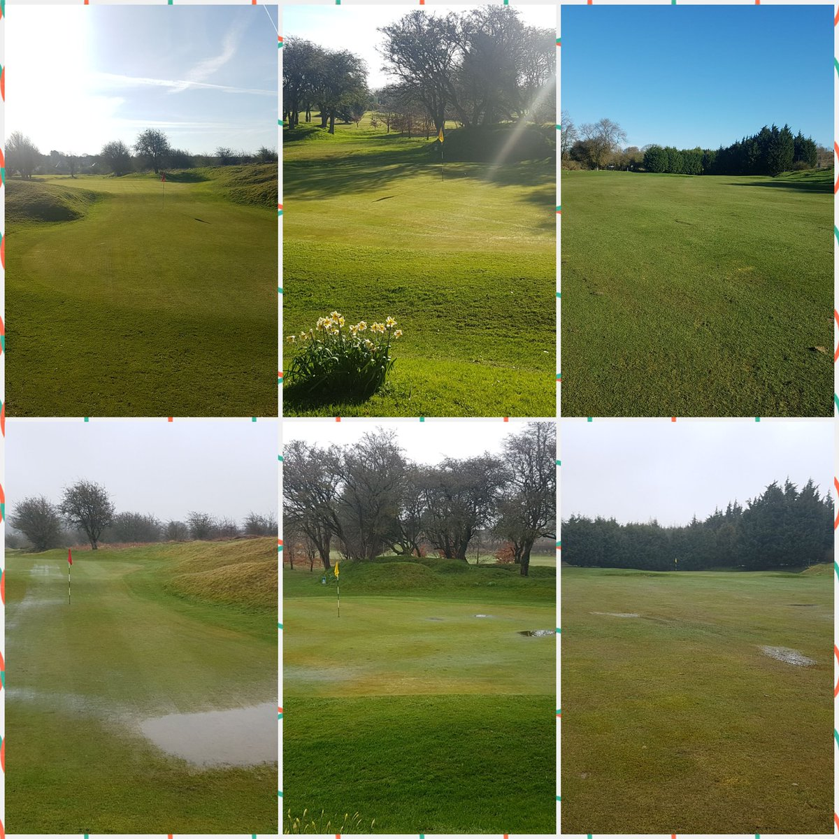 test Twitter Media - What a difference a week can make! The course is still drying out after last week's rain but the sunshine is bringing everything on brilliantly. #Golf #wales #Northwales https://t.co/dfmc1VKlmB