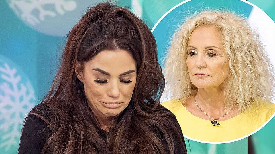 Katie Price gives devastating update on her terminally ill mum Amy