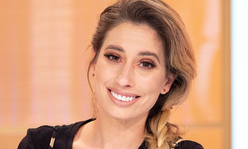 Stacey Solomon looks beyond stylish in £18 pastel dress! ?