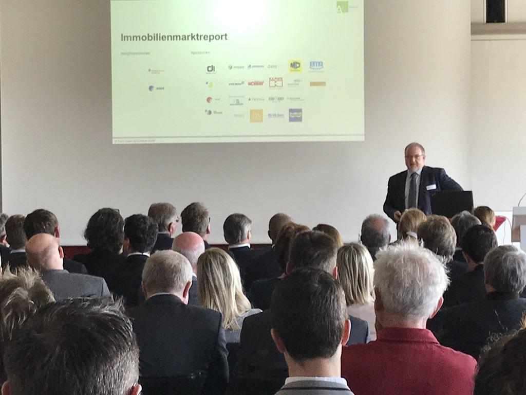 test Twitter Media - Alles Wichtige rund um den #Immobilienmarkt in #Augsburg: Wir freuen uns, heute vor über 120 Marktexperten den neuen Immobilienmarktreport 2017/2018 in der @SSK_Augsburg vorstellen zu dürfen! https://t.co/kKrxyhPXha https://t.co/8RgvTbMfM5