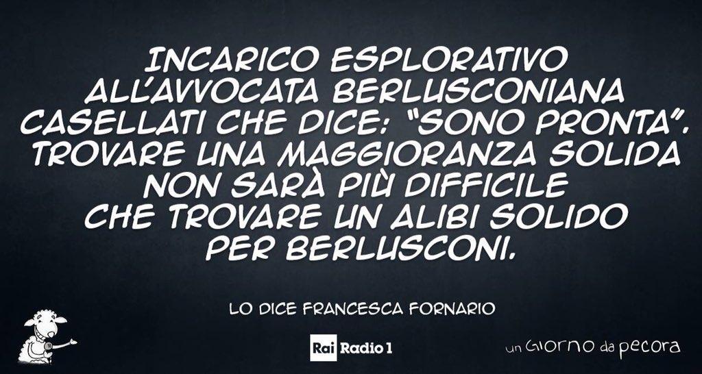 #Casellati