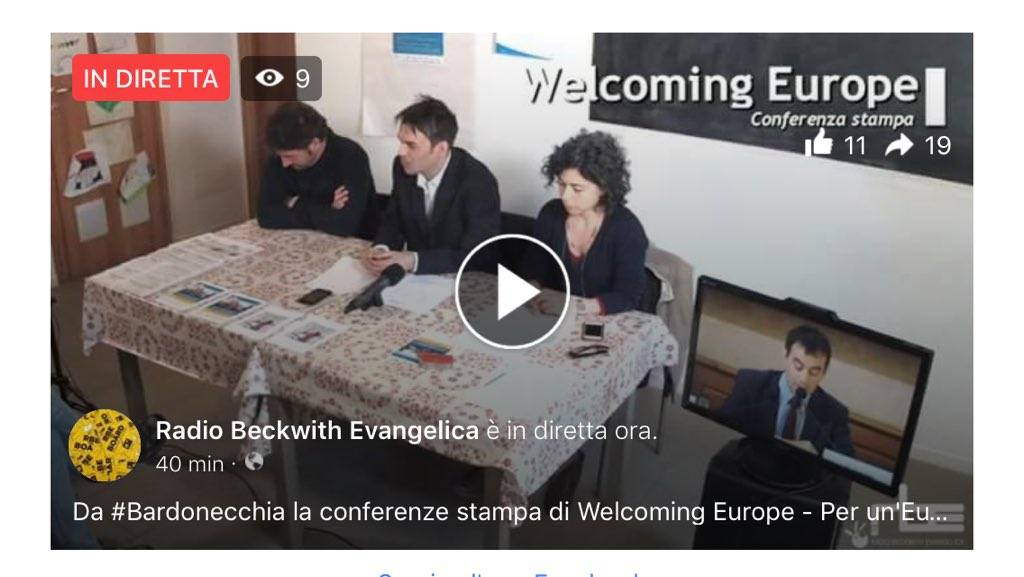 #WelcomingEurope