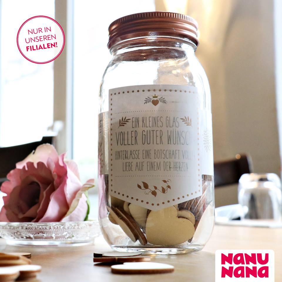 test Twitter Media - Für Nachrichten voller Liebe! <3 Das Glas ist ein wunderbares Geschenk für jede Hochzeit - erhältlich in unserer NANU-NANA Filiale.  #nanunana #hochzeit #inntalcenter #kufstein https://t.co/WYDa0C9L2C