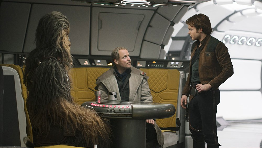 Solo: A Star Wars Story sets day-and-date release in China