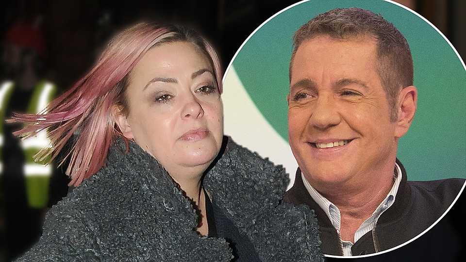 Lisa Armstrong hints Dale Winton supported her over Ant McPartlin divorce