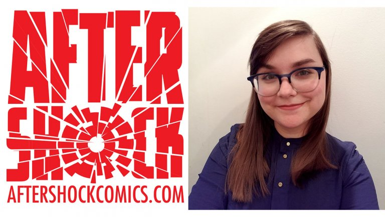 AfterShock Comics adds new managing editor