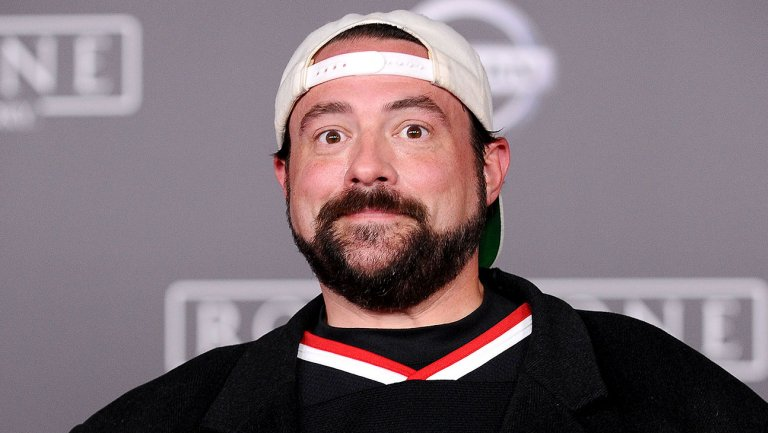Kevin Smith says his driver license causes sarcasm with TSA agents