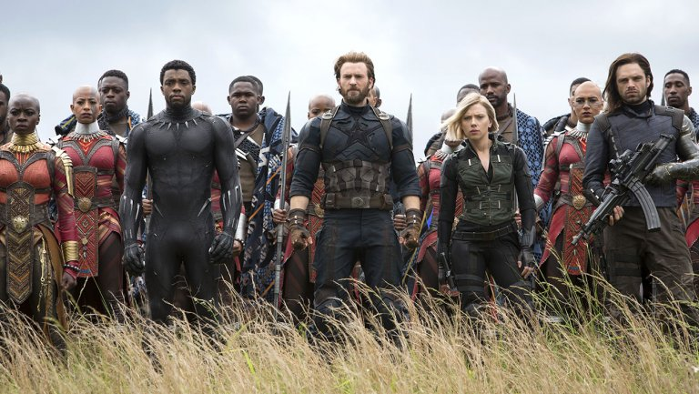 'Avengers: Infinity War,' 'Solo: A Star Wars Story' to get Dolby Cinema treatment