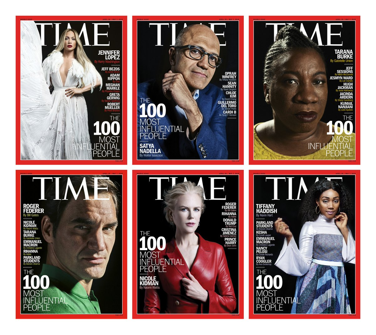 #TIME100