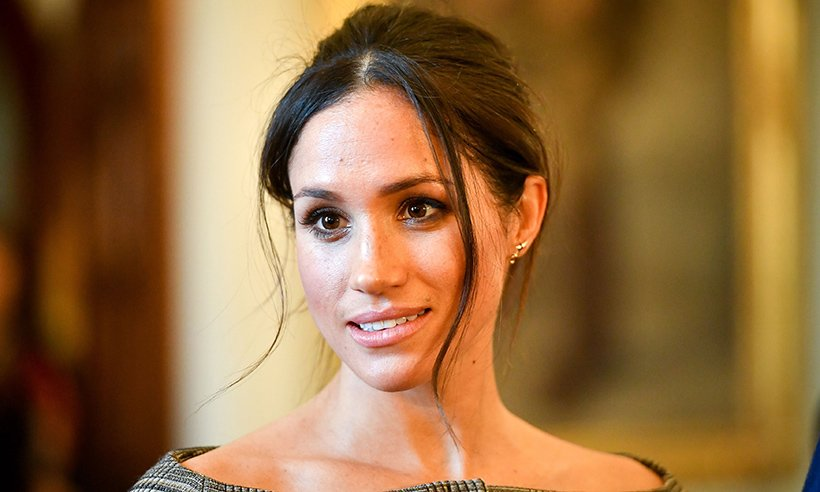 Meghan Markle's hairdresser wants her hair to look like THIS on her wedding day