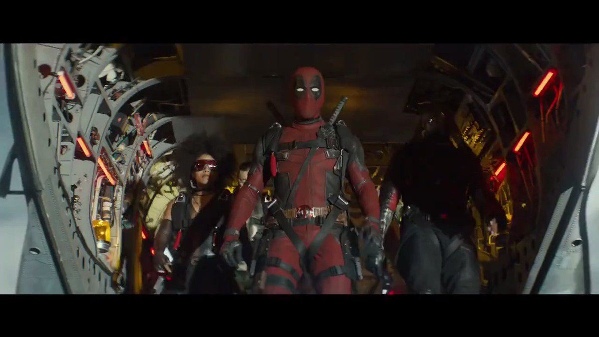 Deadpool is ready for his closeup in the final trailer for Deadpool2. Details: