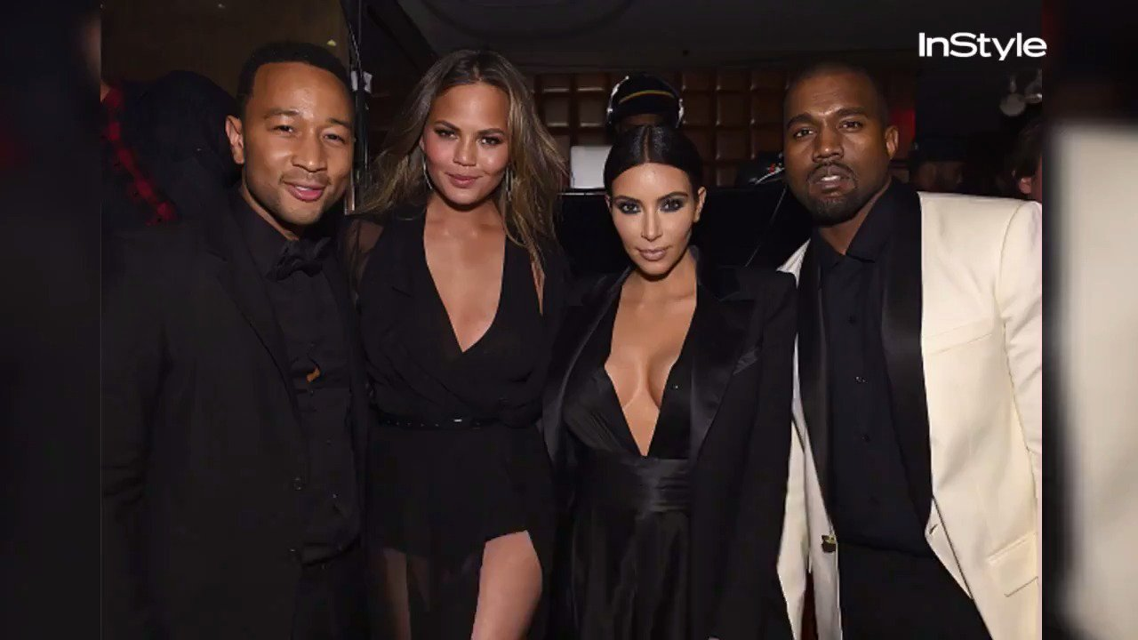 #KimKardashian and #ChrissyTeigen hilariously trolled Kanye on Twitter. ��https://t.co/tUc7aw2mIw https://t.co/ryjXSi91xW