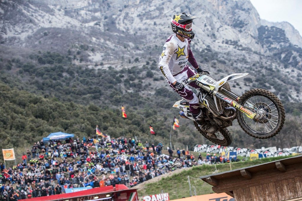 Photo Gallery from MXGP of Trentino 2018, Arco di Trento: https://t.co/lQiD1NhO5v https://t.co/nYlkDwPdIo