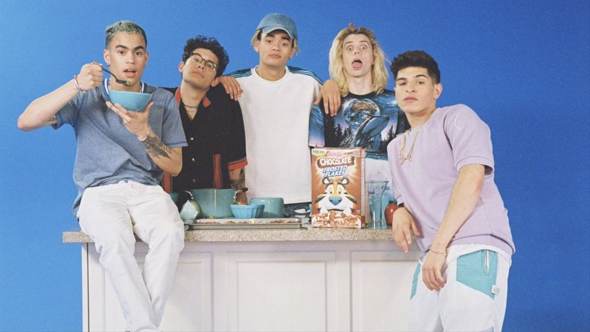 PRETTYMUCH *Finally* Drops Their Delicious Debut EP
