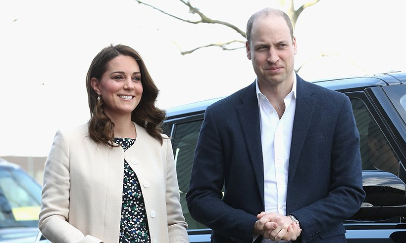 See the neighbours who will be able to help Prince William and Kate with the royal baby!