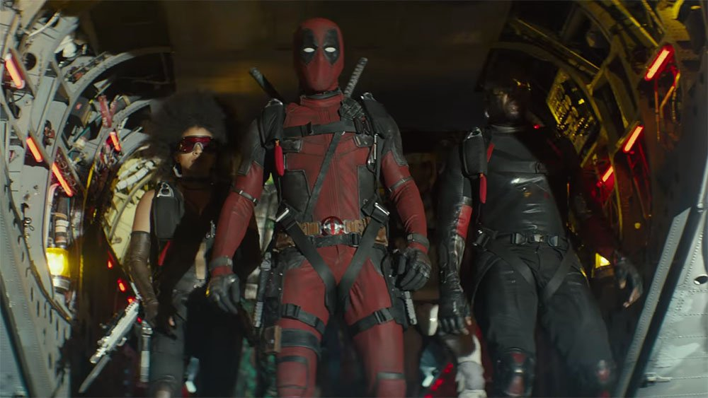 The final trailer for Deadpool2 is here