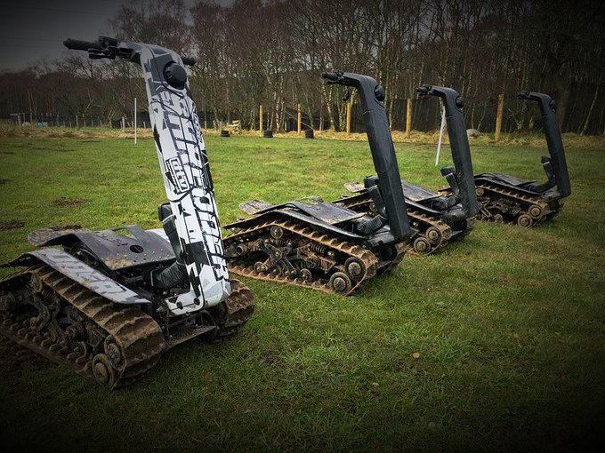 Image for Slots available to ride the mean machines! BOOK NOW!  What are you waiting for!! Literally the biggest adrenaline hit in #Deeside if not all of #Scotland. Get booked, get on, get hooked! #shredders4thewin #areyoutoughenough https://t.co/3FJfG7wGnc https:/