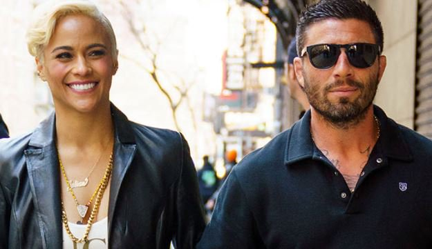 """Paula Patton may be dating a married man, but she doesn't """"give a f--k""""."""