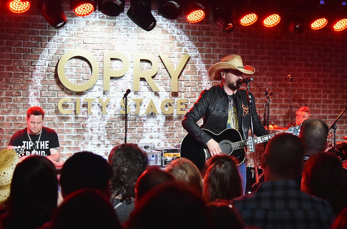 Jason Aldean calls ACM Entertainer of the Year win a