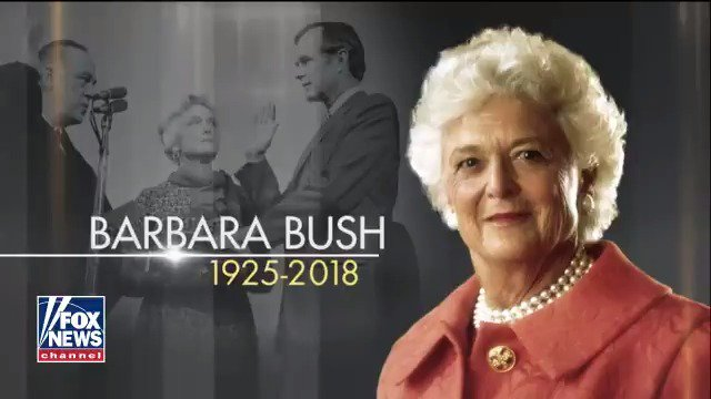 Houston holds 'Celebration of Life' for former First Lady Barbara Bush. @MikeEmanuelFox has the story. https://t.co/SpzND7Rx7I