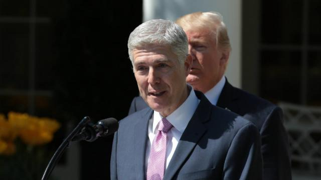 RT @thehill: Trump complaining that Gorsuch is becoming too liberal: report https://t.co/KnC2MG4BIJ https://t.co/oqkdwtKJZU