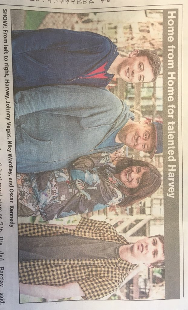 test Twitter Media - Our very own TV star! See Bury Times today! #star #burytimes https://t.co/XkCrLrTU5f