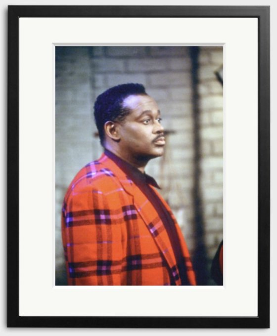 Happy Birthday to Luther Vandross, born on this day in 1951 and photographed here in 1980.
