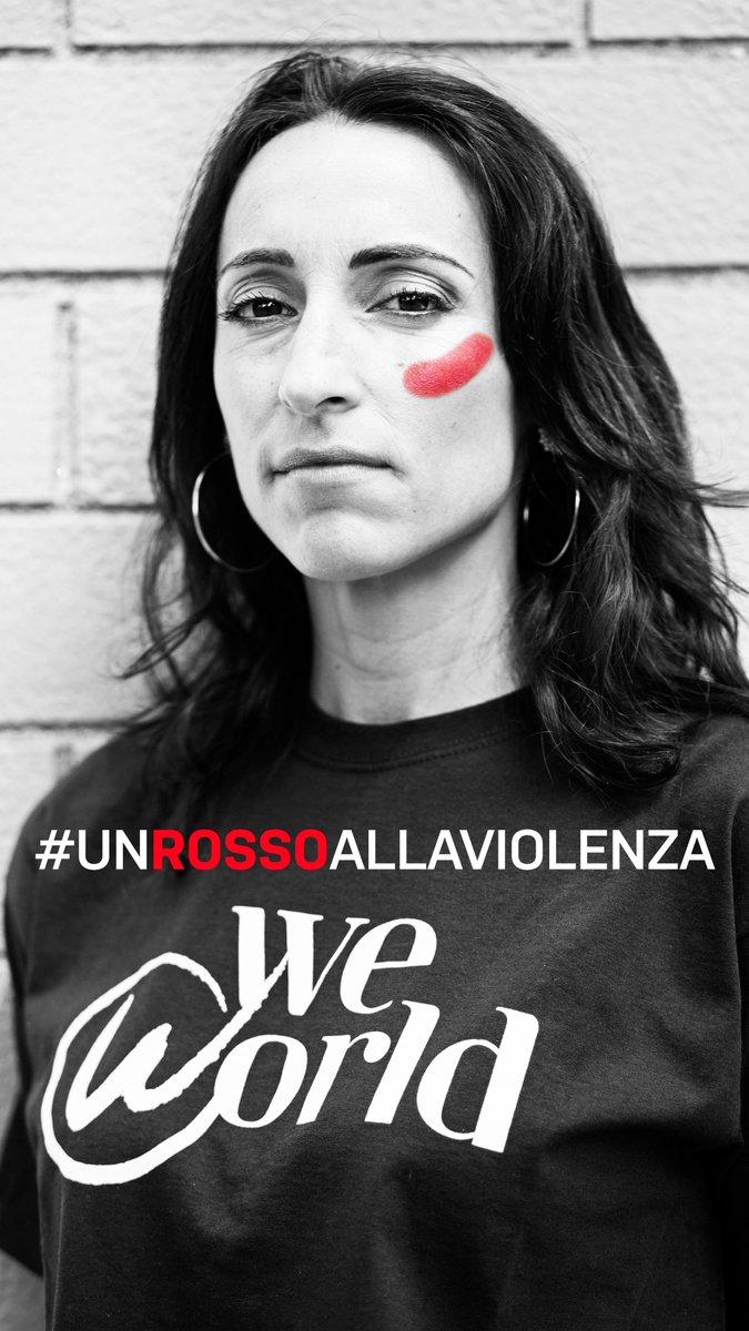 #unrossoallaviolenza
