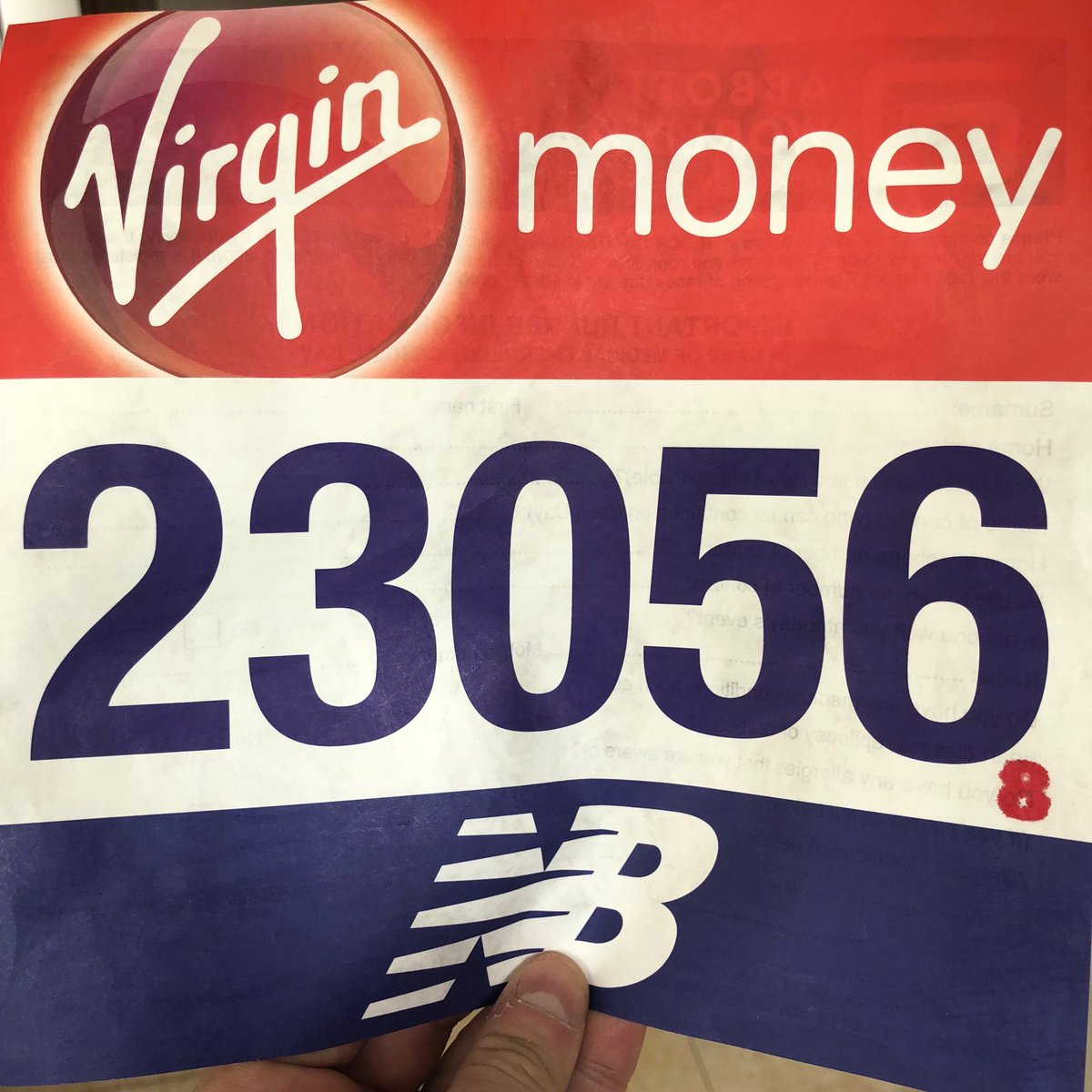 No backing out now #londonmarathon - remember I running for the children of alcoholics charity @NacoaUK https://t.co/TTzIrsPktb