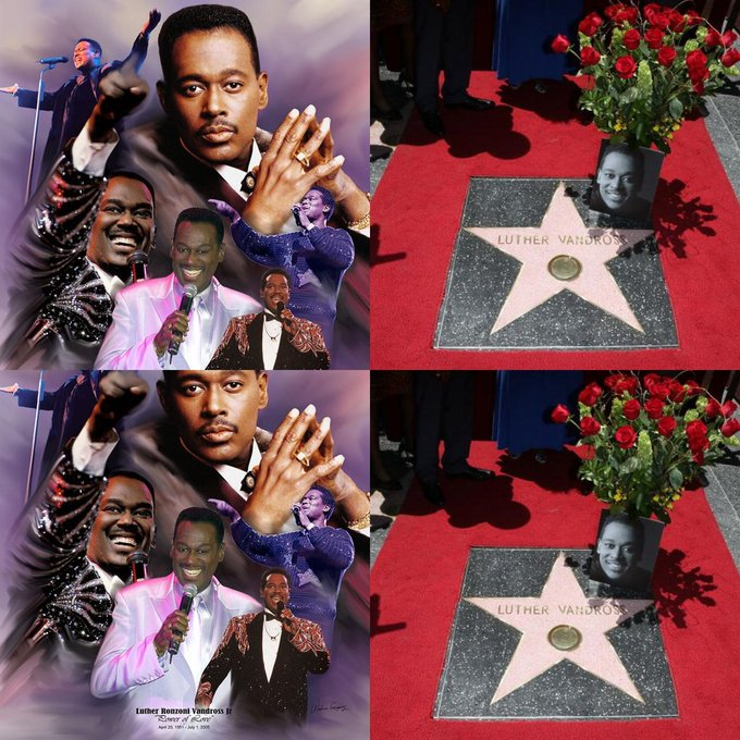 Happy Birthday to a Legend  I truly miss! Luther Vandross!