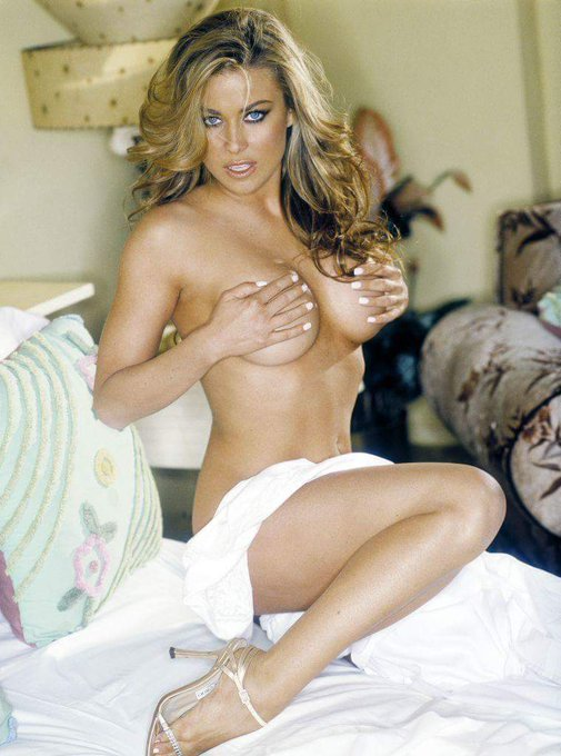 Happy birthday Carmen Electra the former Playboy model and actress turn 46 year old today.
