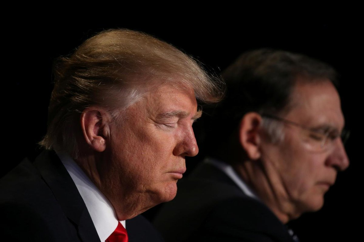 White evangelical men cannot get enough of Trump