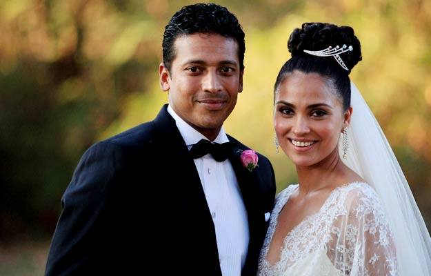 "test Twitter Media - ""When I first met you, this day was a dream. Today it is reality. You are my companion, partner and best friend. I promise to stick by you through hits and flops. I look forward to growing old with you"" #MaheshBhupati  #ShaadiCeleb #LaraDutta #couplesgoals https://t.co/8vNumDLnBz"
