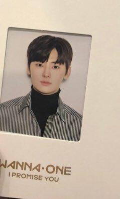 RT @WannaOneUpdate: I.P.U. merchandise ID card photo https://t.co/PQPw3JgFX3 https://t.co/EjhvD4lHH6