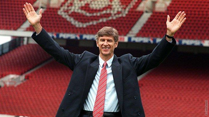 #Wenger