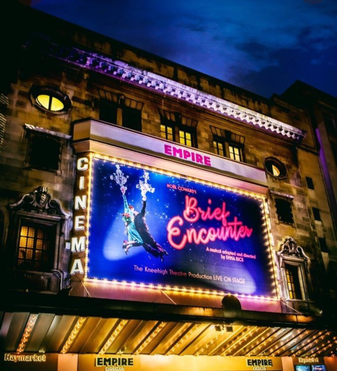 test Twitter Media - Tonight is #briefencounters night! @BE_onstage. @SilverCelice and I have been waiting for this show for ages. Weather is beautiful too. What a great day! https://t.co/hFCtdzlp95