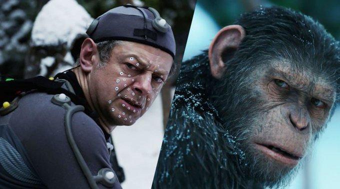 Happy birthday Andy Serkis: The motion-capture actorextraordinaire