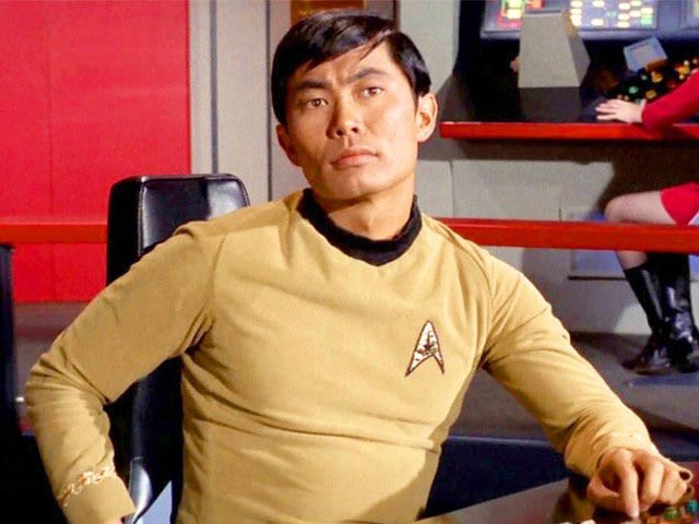 Happy Birthday George Takei!
